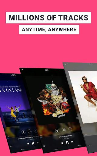 Deezer: Song & Music Playlists screenshot 11