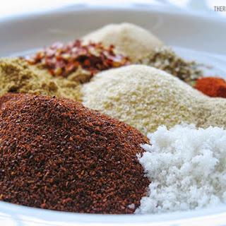 Homemade Spicy Taco Seasoning Mix