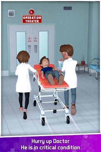 Heart Surgery Simulator 2: Emergency Doctor Game 1.0.8 screenshots 2