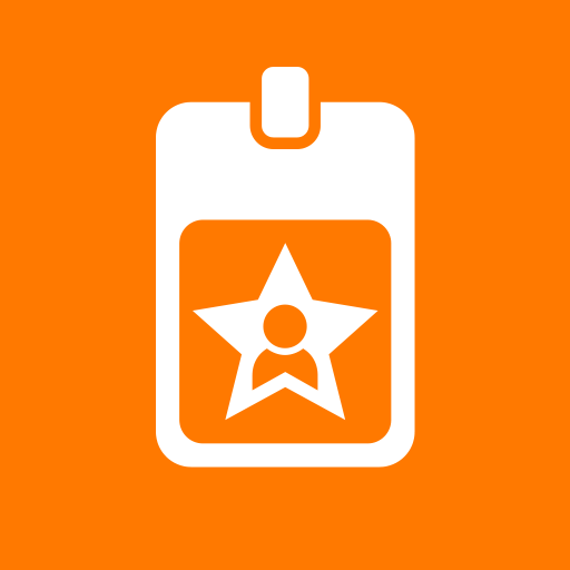 Orange Business Events Icon