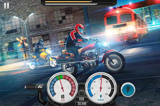 Top Bike: Racing & Moto Drag 1.04 Screenshots 1