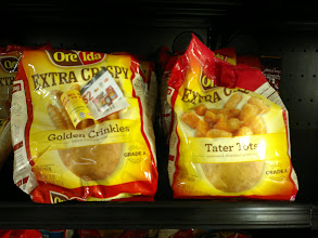 Photo: Here are the Ore-Ida Extra Crispy Golden Crinkles. We decided to get these!