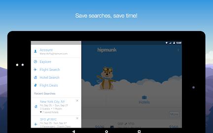 Hipmunk Hotels & Flights Screenshot 16