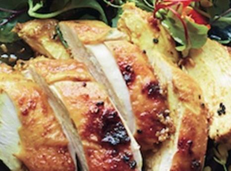 Maple-curry Chicken Recipe