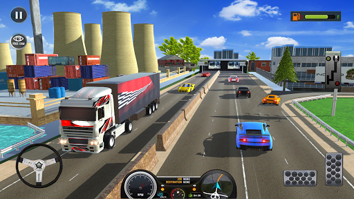 World Heavy Cargo Truck: New Truck Games 2020 0.1 screenshots 12