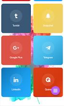 All In One Social Networks With Fingerprint Locker screenshot thumbnail