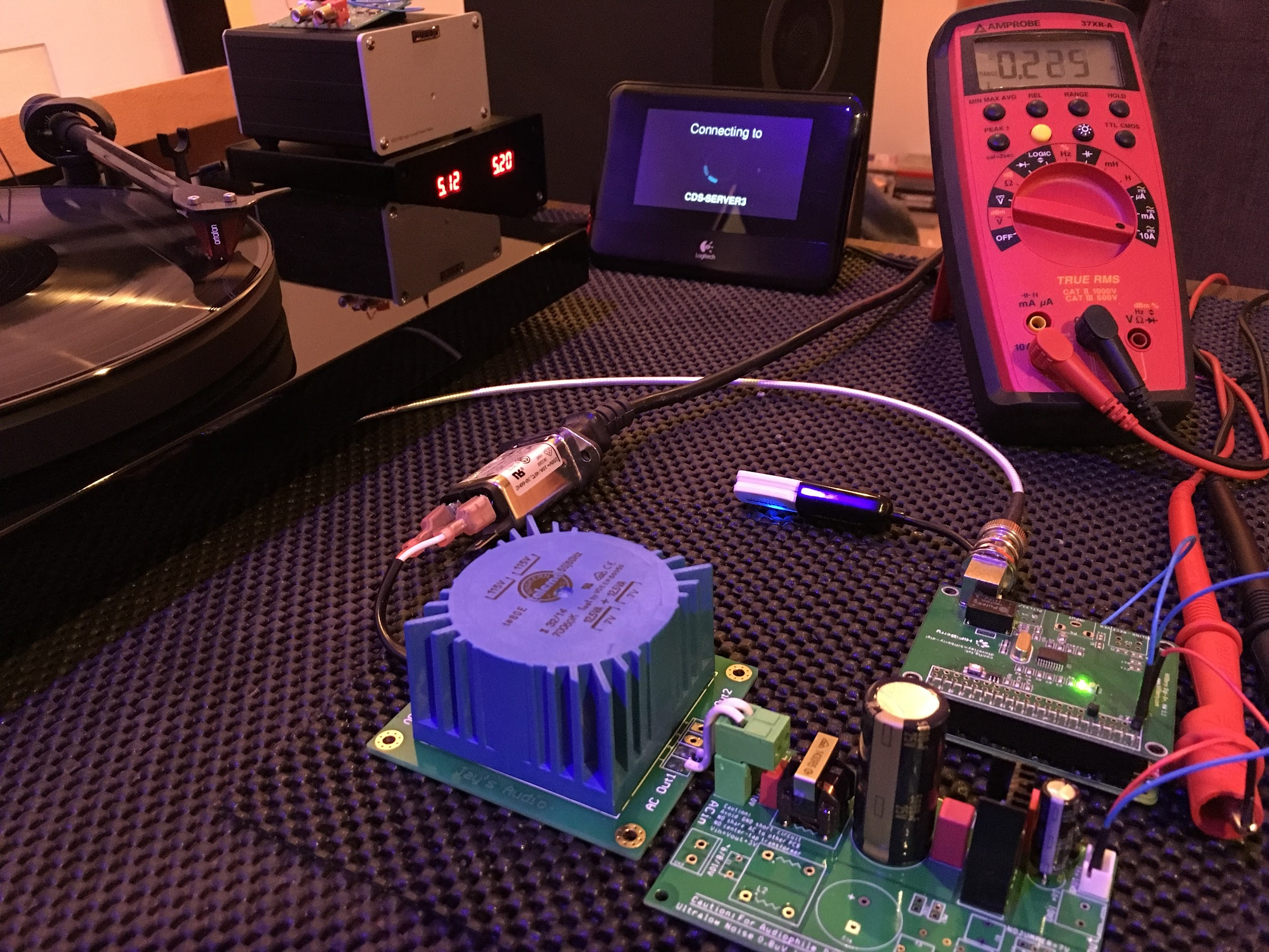 Raspberry Pi2 and Hifiberry Digi+: A cheap transport that