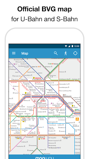 Download Berlin Subway Bvg U Bahn S Bahn Map And Routes On Pc - Berlin-us-bahn-map