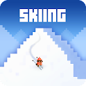 Skiing Yeti Mountain icon