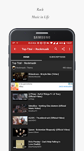 Rock Music for Youtube - náhled