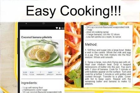 Kids recipes screenshot 2