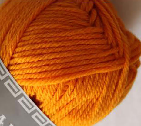 Peruvian Highland Wool - 284 Kumquat