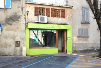 locaux professionels à La Roquebrussanne (83)