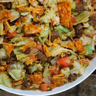 Doritos Taco Salad.
