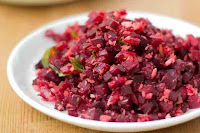 Beetroot Sweet Curry