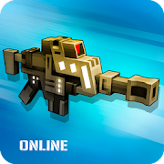 Game Mad GunZ- FPS, block shooter, pixel shooting games APK for Windows Phone