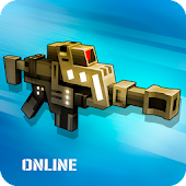 Mad GunZ - shooting games, online, pixel shooter
