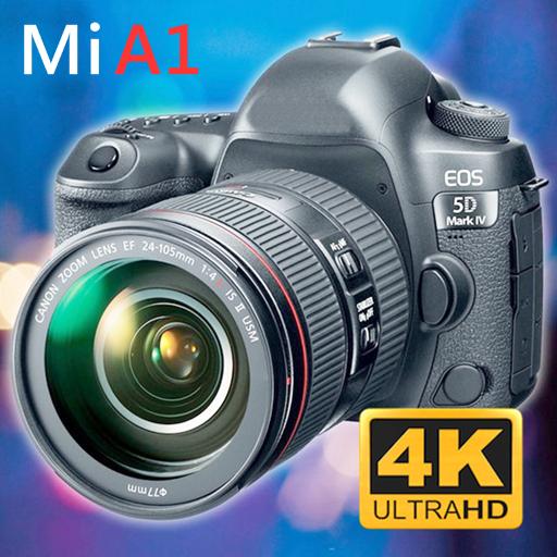 DSLR Camera for Xiaomi Mi A1 Apk apps 2