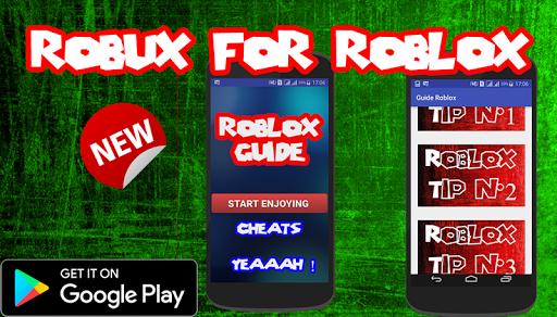 玩免費書籍APP|下載Robux Guide for Roblox app不用錢|硬是要APP