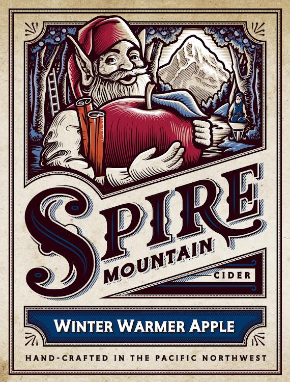 Logo of Spire Winter Warmer Apple Cider
