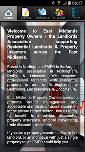 East Midlands Property Owners- screenshot thumbnail