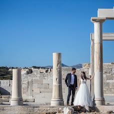 Wedding photographer Kostas Mathioulakis (Mathioulakis). Photo of 08.03.2018