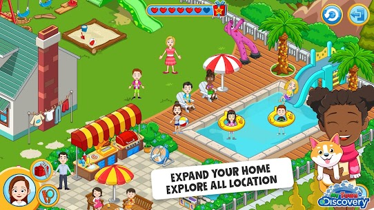 My Town : Discovery Pretend Play MOD (VIP Subscription) 4