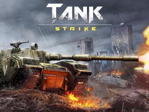 Tank Strike - battle online 3.0.5 APK MOD screenshots 1
