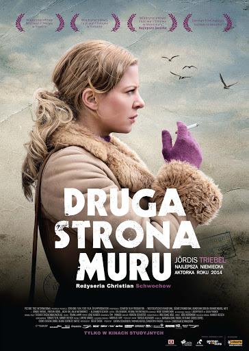 Polski plakat filmu 'Druga Strona Muru'