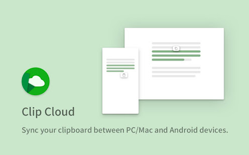 App Clip Cloud - Clipboard Sync between PC and Android APK for Windows Phone