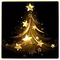 Gold Christmas Theme icon
