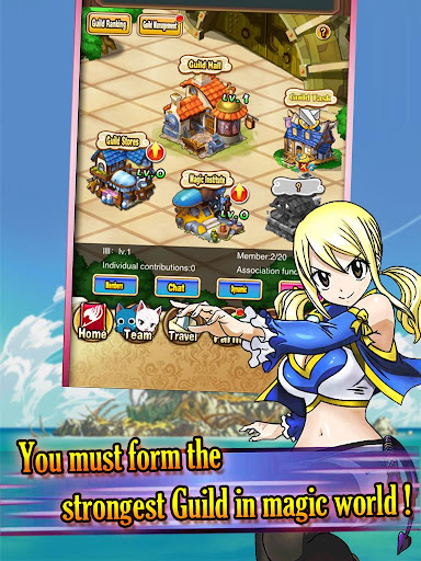 Download: Fairy Tail-Guild Battle/Dragon APK Hack - Android Storage