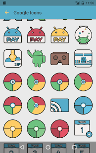 Sutoroku Icons Screenshot