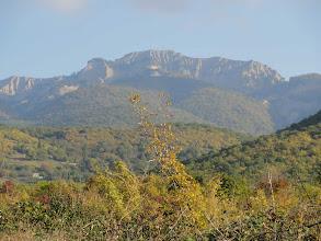 Photo: Cel wycieczki - góra Civi.