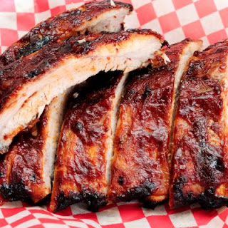 Sweet Honey BBQ Ribs