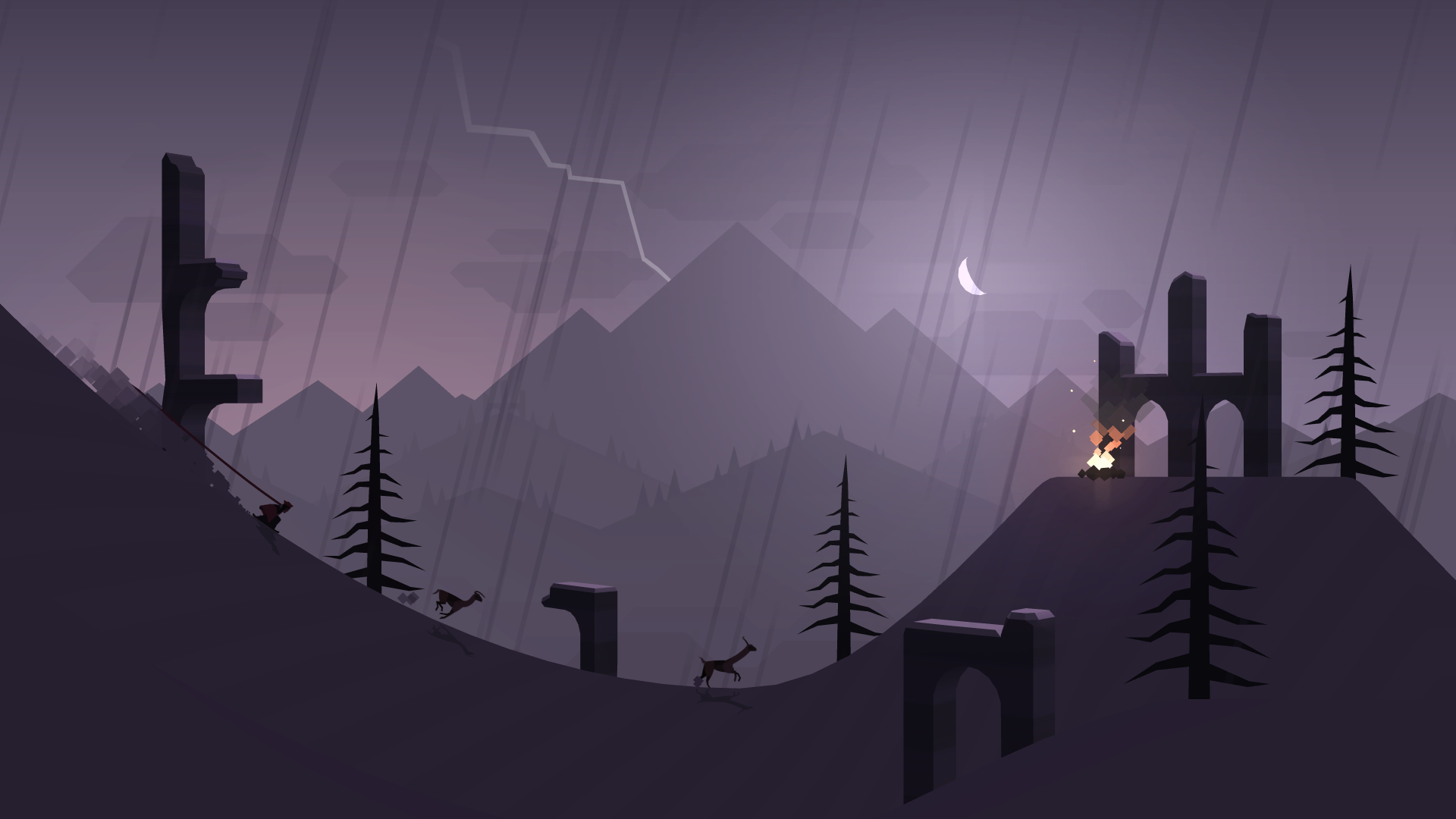 Alto's Adventure screenshot #6