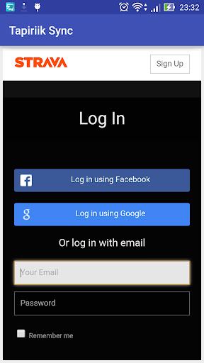 玩免費運動APP 下載Tapiriik Sync app不用錢 硬是要APP