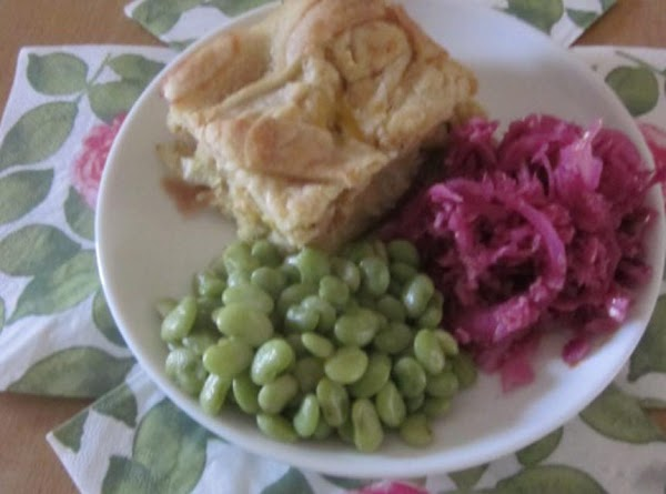 Chicken Pie (not With  Vegetables, Except Onions) Recipe