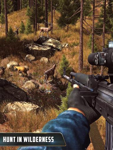 Animal Hunter : Jungle Sniper Shooting apktram screenshots 1