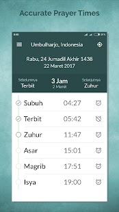 Waktu Sholat dan Kiblat - náhled