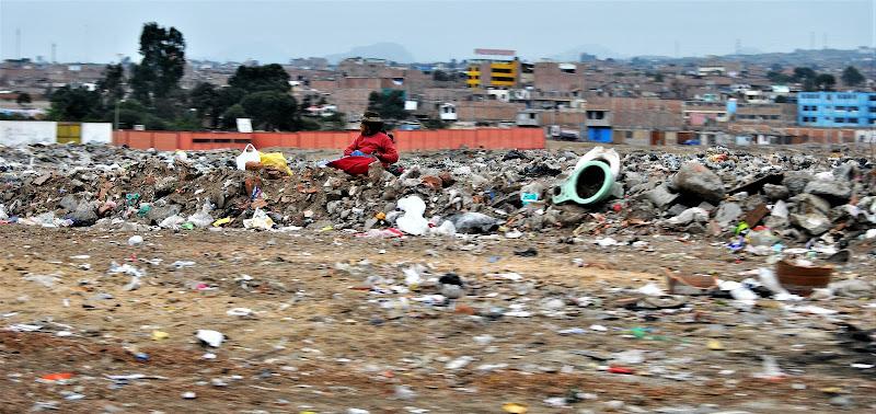 Desolazione urbana. di RITROB