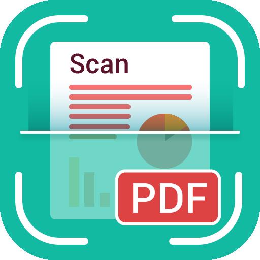 Smart Scan – PDF Scanner, Free files Scanning Icon