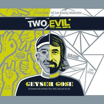 Logo of Two Roads Geyser Gose