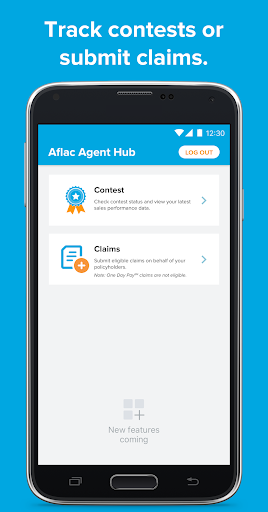 Screenshot for Aflac Agent Hub in United States Play Store