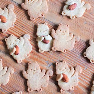Squirrel Cookies.