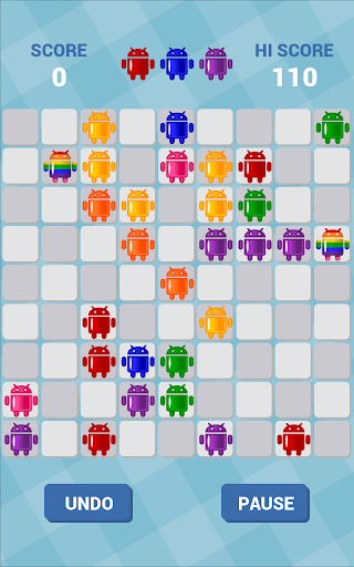 Color Lines: Match 5 Balls Puzzle Game 4.08 screenshots 5