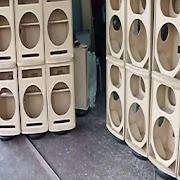 Design Box Speaker icon