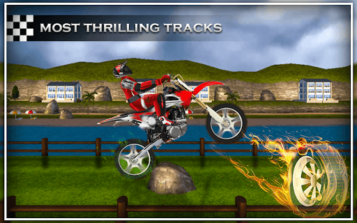 Wheelie Moto Challenge 1.0.2 screenshots 13