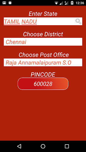 Download Indian Post Pin codes Finder on PC & Mac with AppKiwi APK