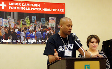 Photo: Terrance Smith, Warehouse Workers for Justice